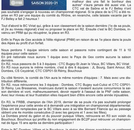 Publication Comité de l'Ain